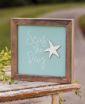 Picture of Seas the Day Frame