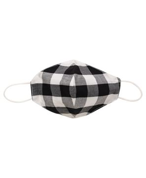Picture of White Buffalo Check Mask
