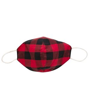 Picture of Red Buffalo Check Mask