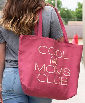Picture of Cool(ish) Moms Club Tote