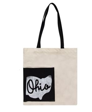 Picture of Ohio Tote W/ Pocket