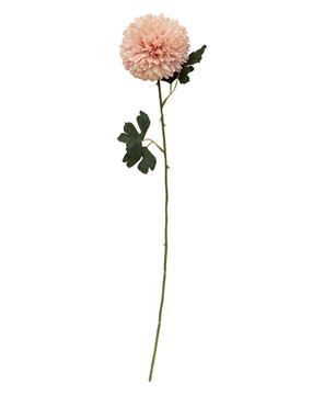 "Picture of Pompom Flower Spray, 22"", Pink"