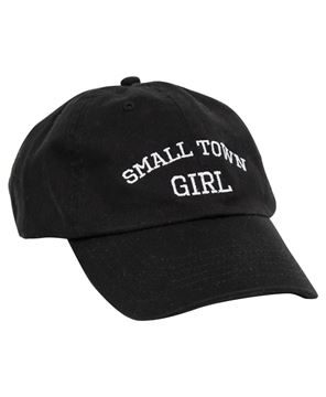 Picture of Small Town Girl Baseball Cap