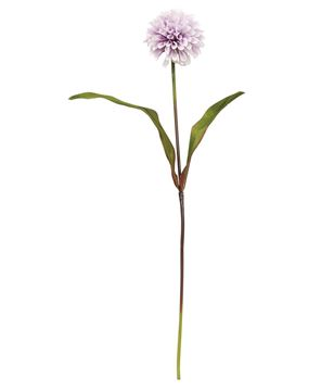 Picture of Ball Chrysanthemum Spray, Lavender, 29""