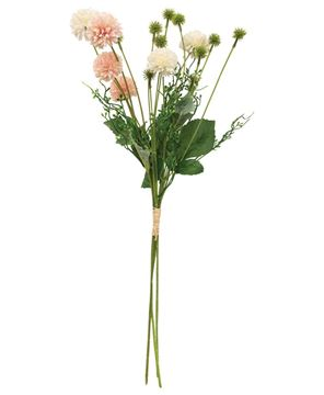 Picture of Apricot & Cream Wildflower & Thistle Spray, 24""