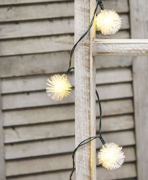 Picture of LED Warm White Firework Lights, 10 Ct