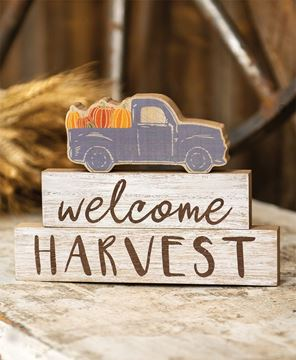 Picture of Welcome Harvest Truck Stackers, 3/Set