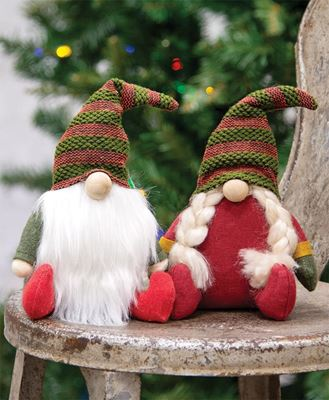 Picture of Cozy Couple Gnomes, 2 Asstd.