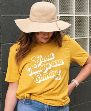 Picture of Good Things are Coming T-Shirt XXL