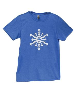 Picture of Snowflake T-Shirt XXL