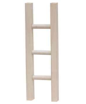 Picture of Mini Wooden Ladder, 3 Asstd.