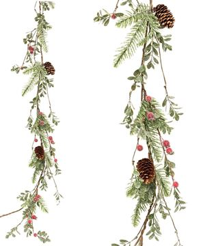 Picture of Sugar Berry Pine Garland