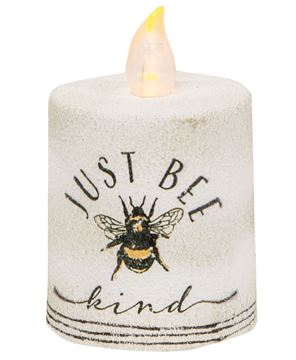 Picture of Just Bee Kind Timer Pillar