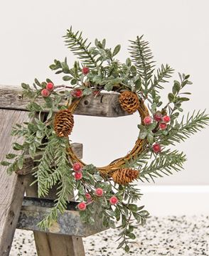Picture of Sugar Pine Berry Wreath