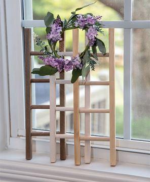 Picture of Medium Wooden Ladder, 3 Asstd.