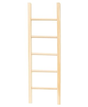Picture of Large Wooden Ladder, 3 Asstd.