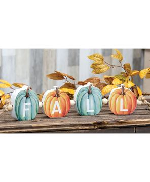 Picture of Pumpkins Fall Standing Sign