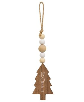 Picture of Noel Tree Beaded Ornament