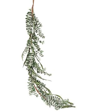 Picture of Winter Sparkle Eucalyptus Garland