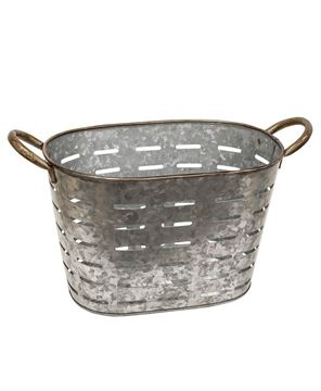 Picture of Oval Olive Buckets, 2/Set