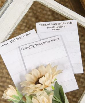 Picture of What Kids? Mini Notepad