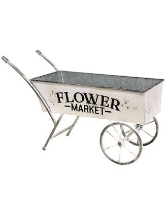 Picture of Vintage Flower Market Cart