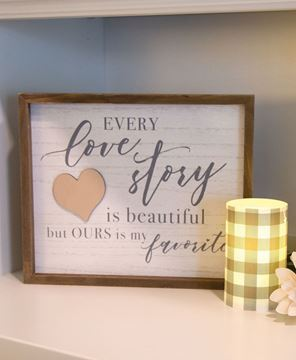 Picture of Every Love Story Frame