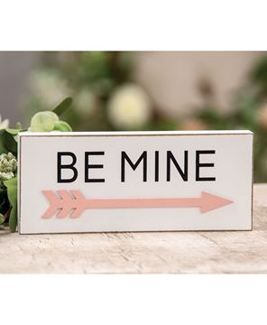 Picture of Be Mine Arrow Block