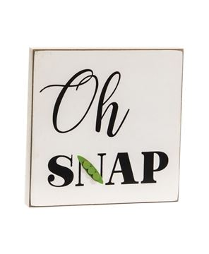Picture of Oh Snap Square Block
