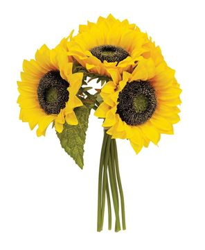Picture of Yellow Sunflowers Bouquet