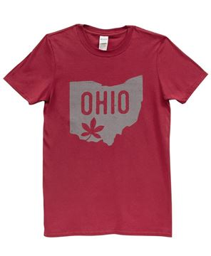 Picture of Buckeye Leaf T-Shirt
