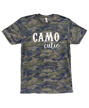Picture of Camo Cutie T-Shirt