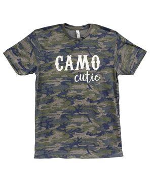 Picture of Camo Cutie T-Shirt XXL