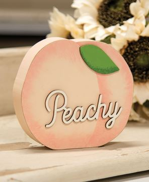 Picture of Peachy Chunky Sitter