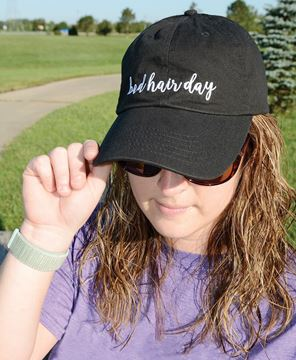 Picture of Bad Hair Day Baseball Cap